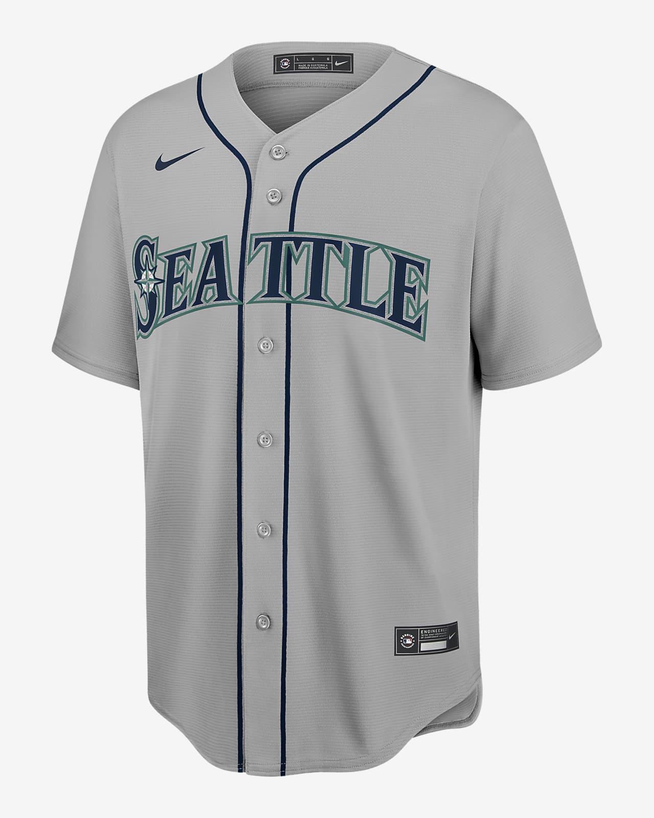 MLB Seattle Mariners Men's Replica Baseball Jersey