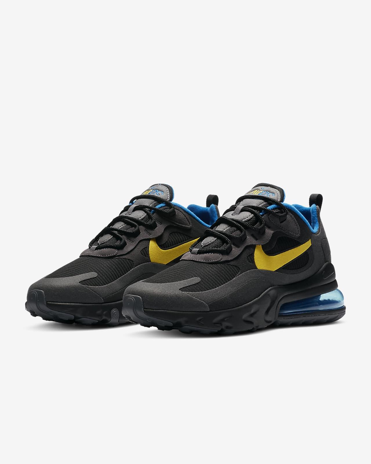 Chaussure Nike Air Max 270 React pour Homme. Nike LU