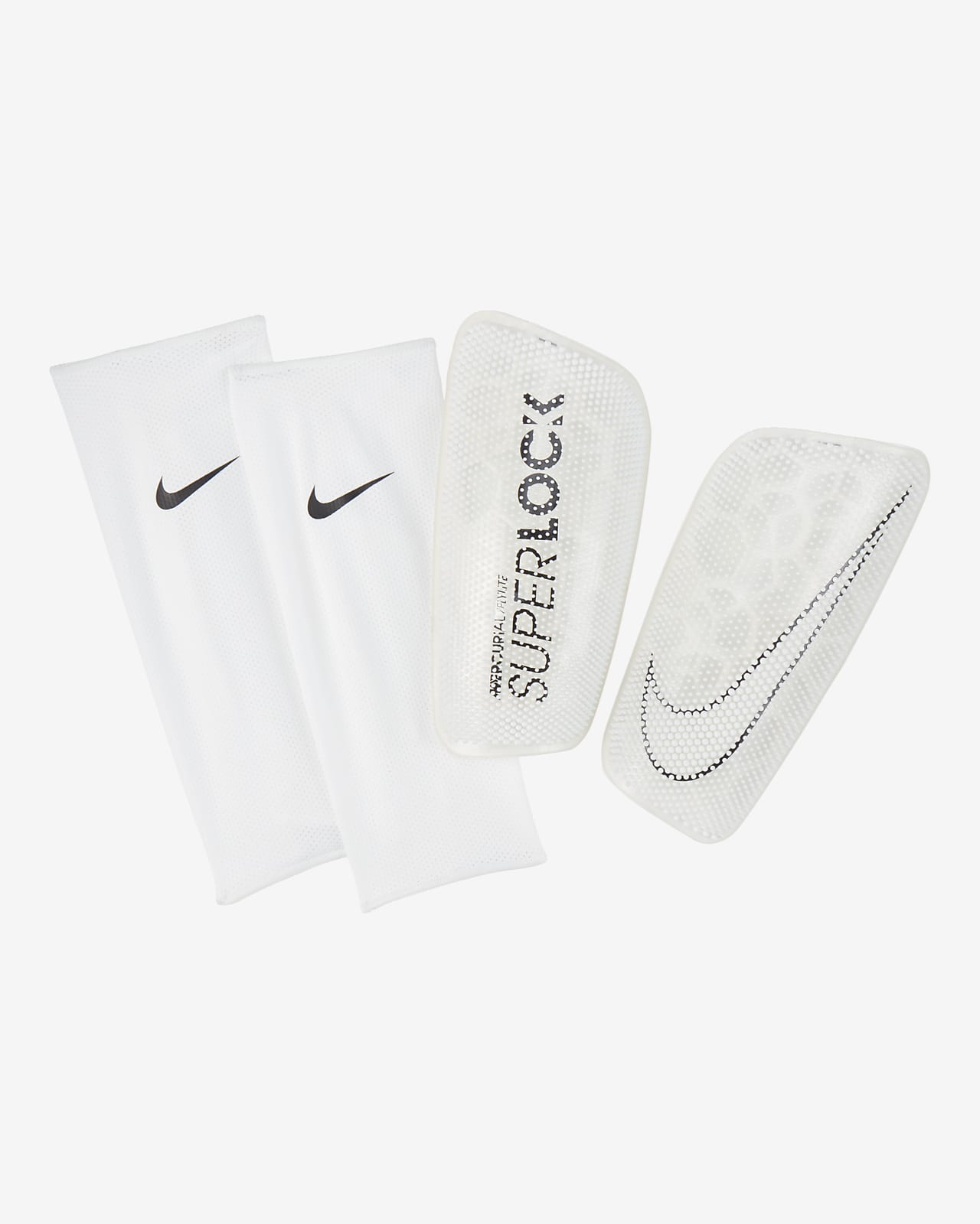 Nike Mercurial FlyLite SuperLock Football Shinguards