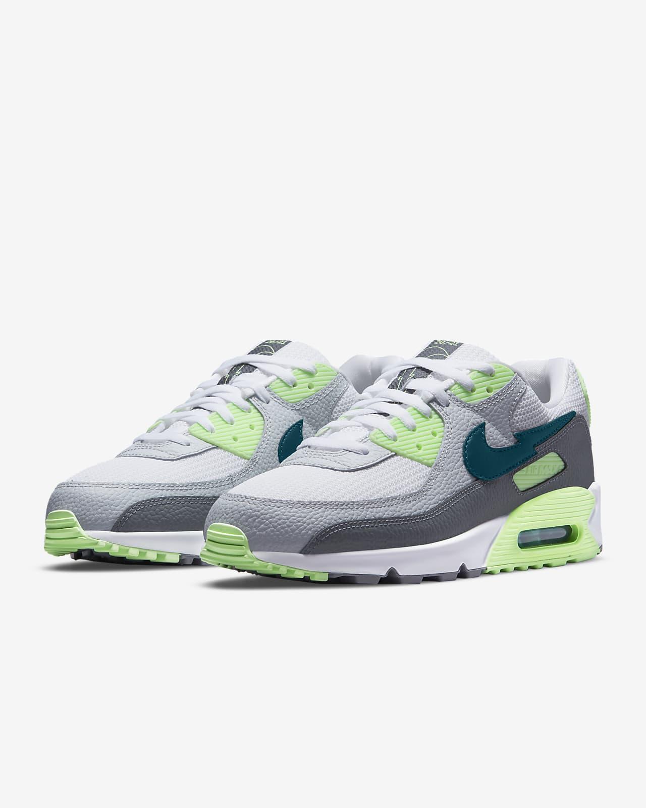 air max 90 uomo verde