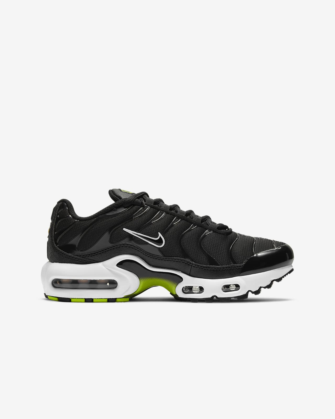 Chaussure Nike Air Max Plus 1 pour Enfant plus âgé. Nike LU