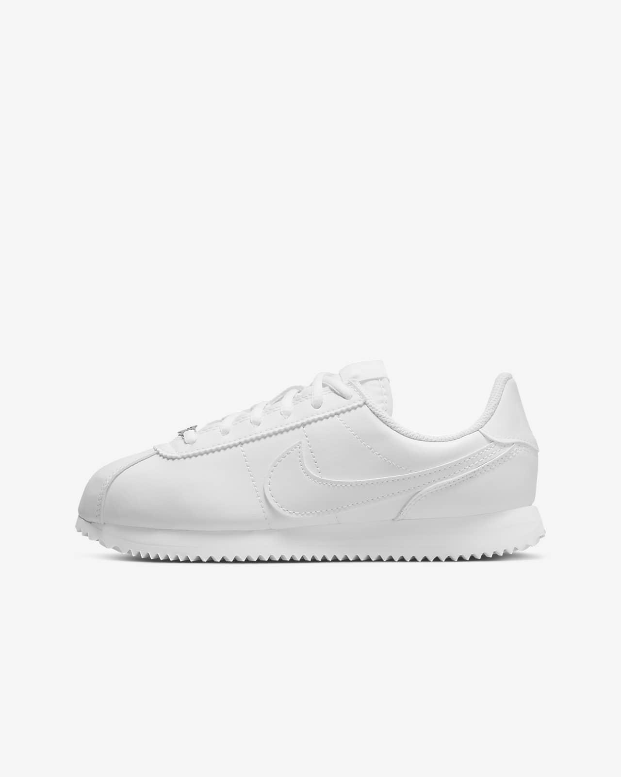 Nike Cortez Basic 大童 (男童) 鞋款