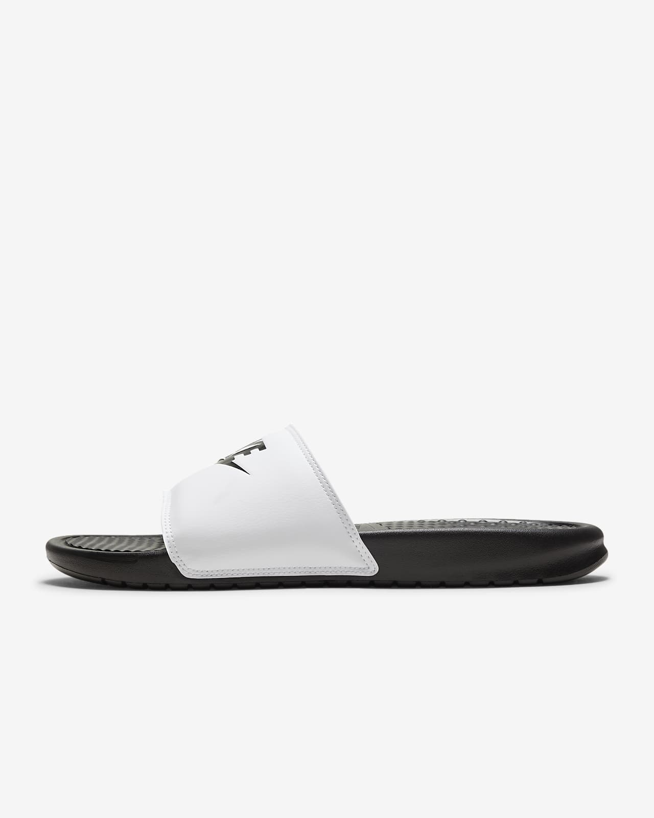 Nike Benassi JDI Mismatch 男子拖鞋