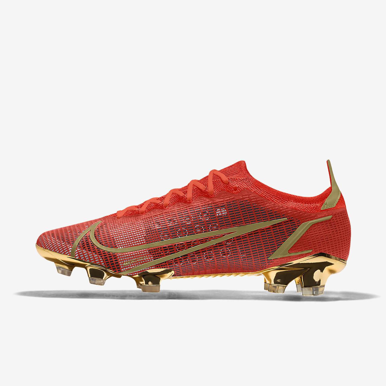 Nike Mercurial Vapor 14 Elite By You Custom Football Boot