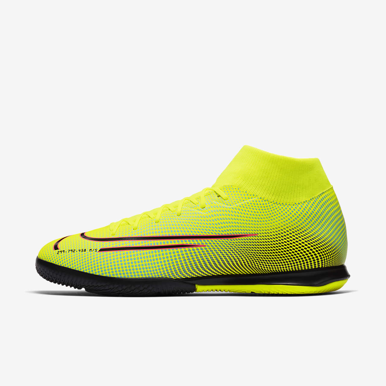 รองเท้าฟุตบอลสำหรับสนามในร่ม/คอร์ท Nike Mercurial Superfly 7 Academy MDS IC