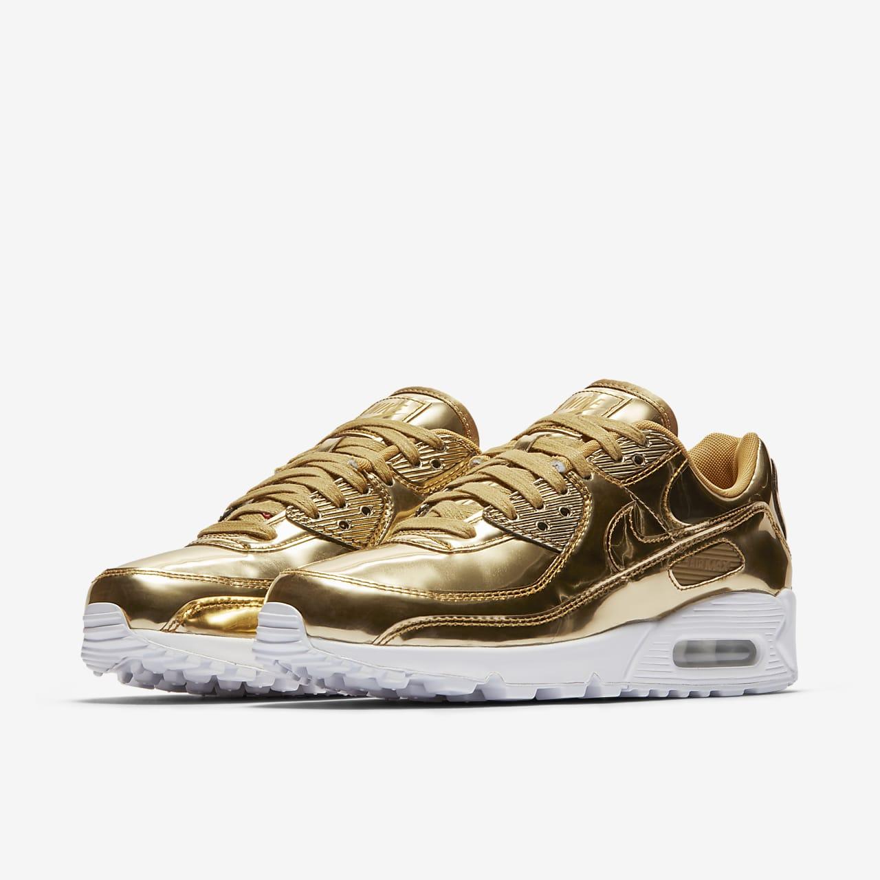air max 96 oro