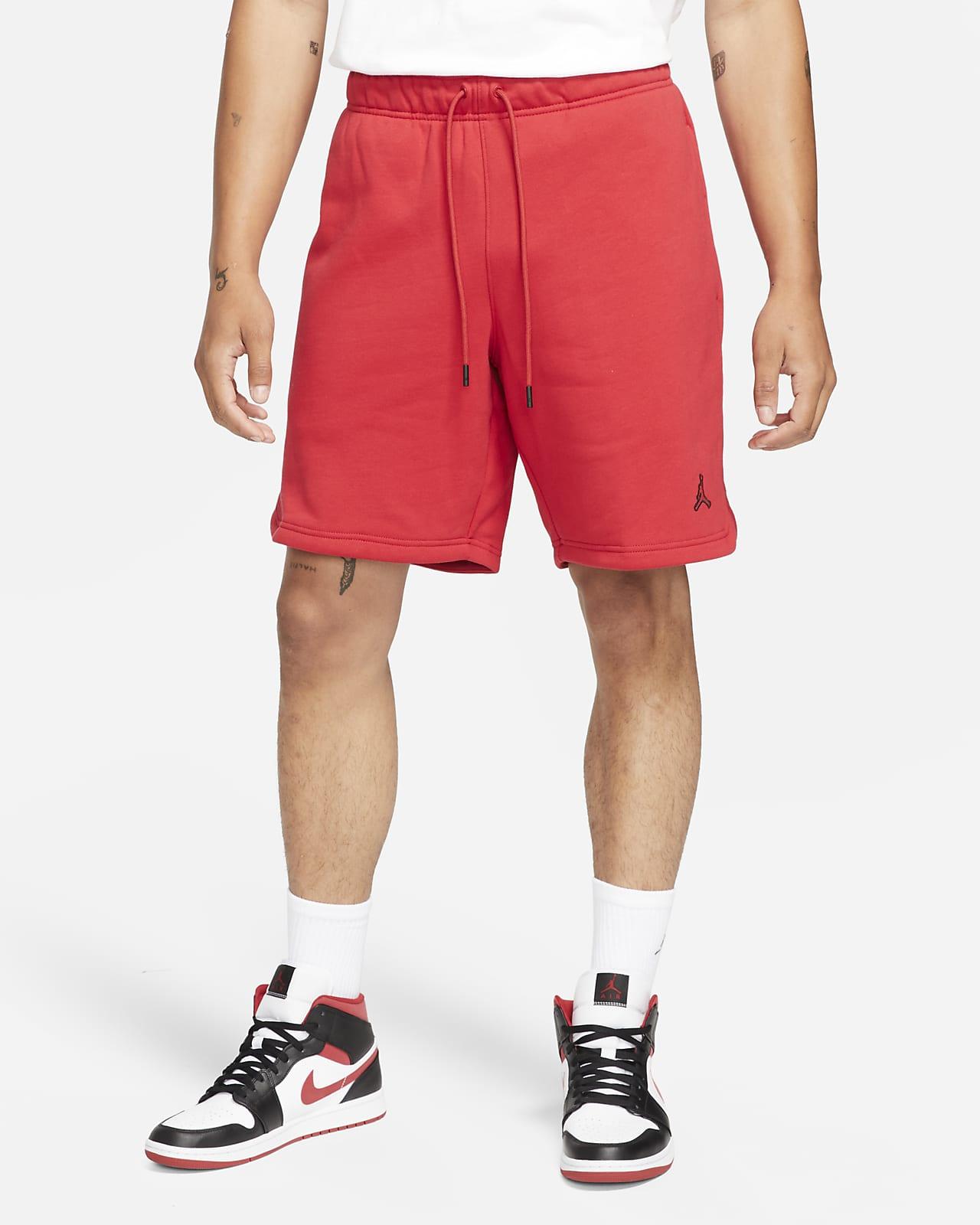 Calções de lã cardada Jordan Essentials para homem