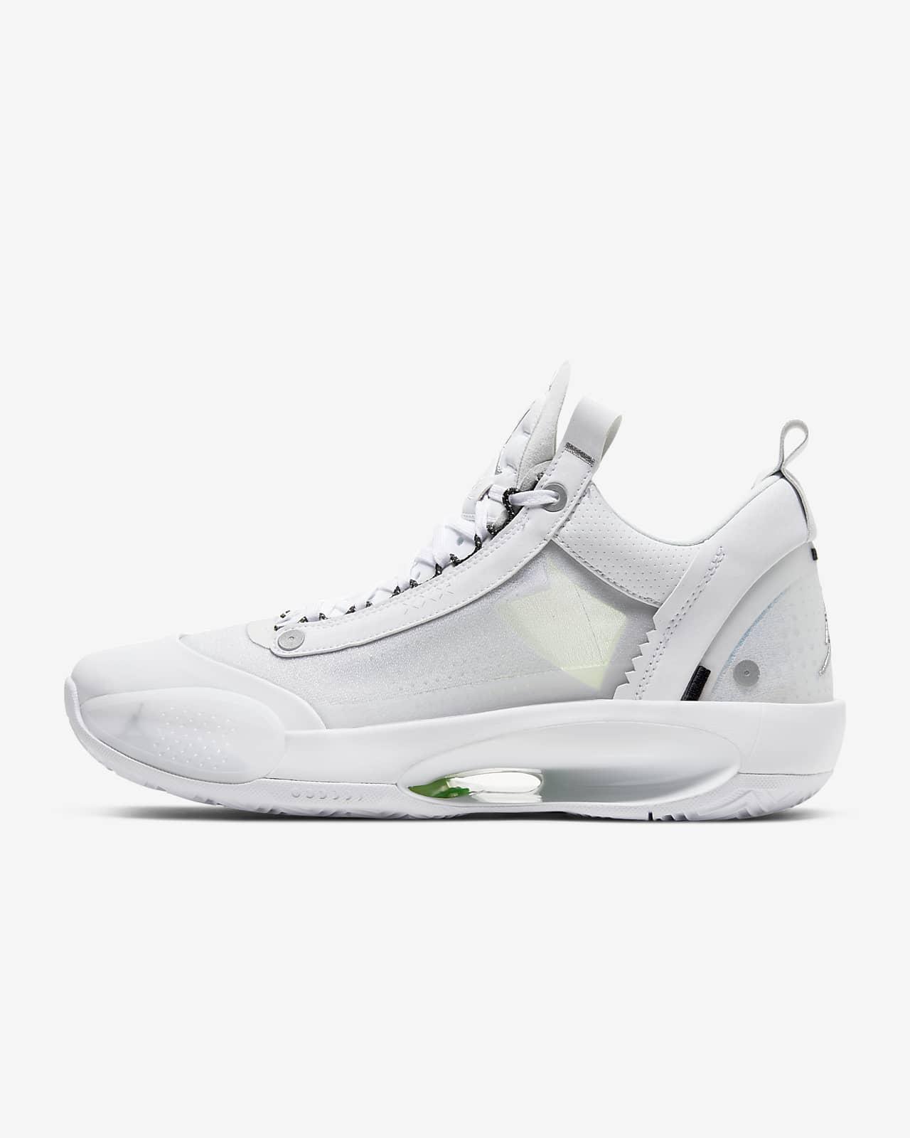 Air Jordan XXXIV 低筒 PF 籃球鞋