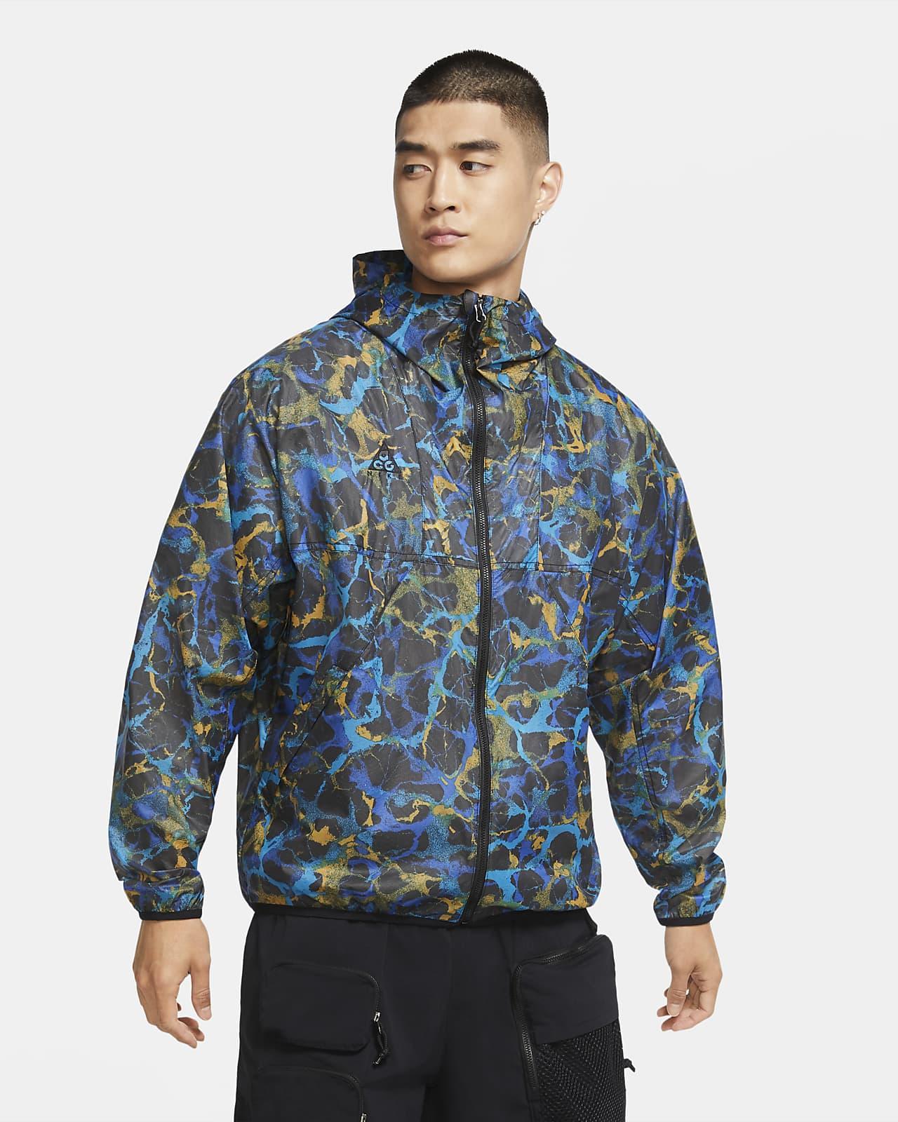 Lightweight All-Over Print Jacket. Nike