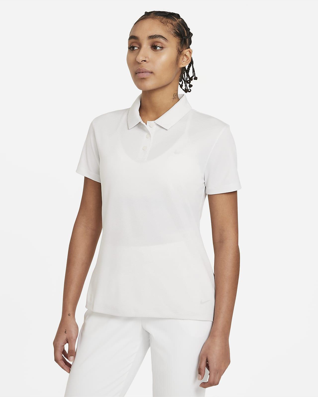 Γυναικεία μπλούζα πόλο για γκολφ Nike Dri-FIT Victory