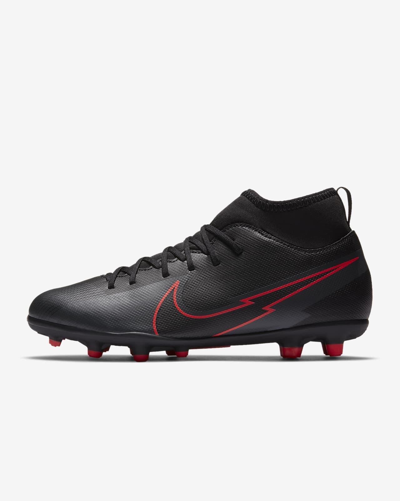 Nike Jr. Mercurial Superfly 7 Club MG Voetbalschoen voor kleuters/kids (meerdere ondergronden)