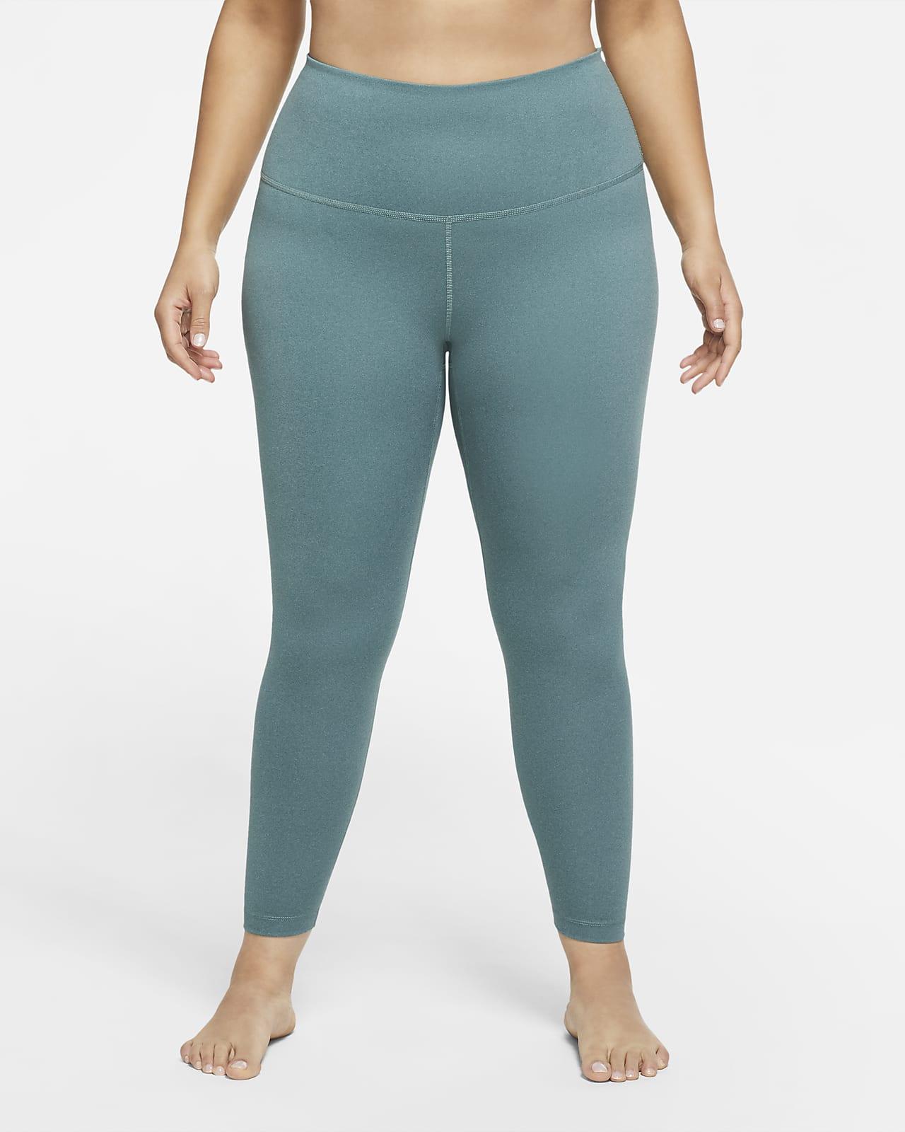 Nike Yoga Women's 7/8 Tights (Plus Size