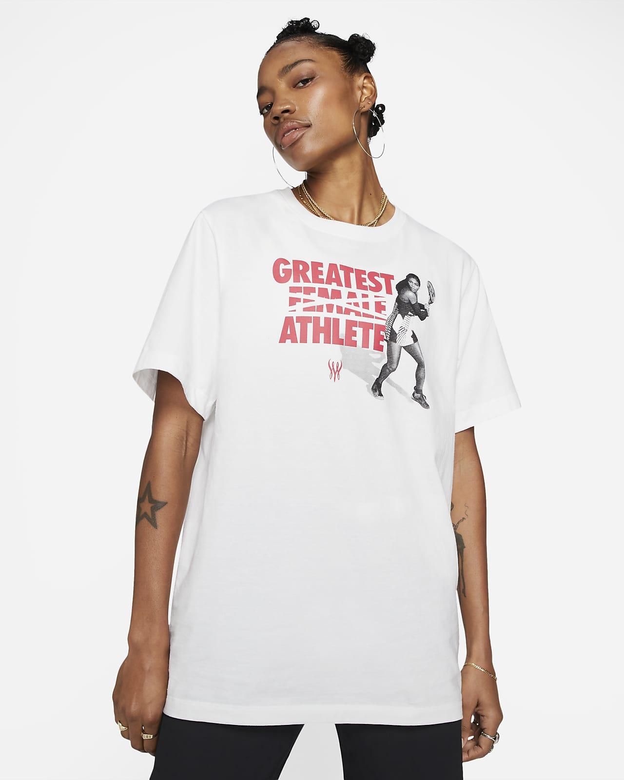 Serena Williams Tennis T-Shirt