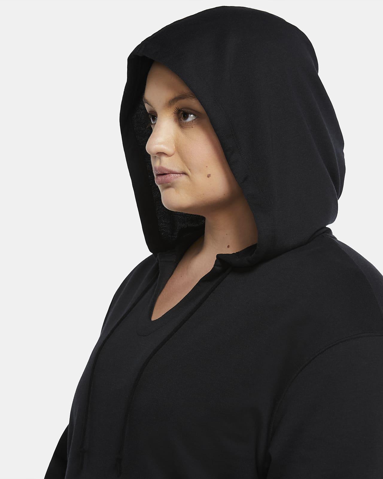 Nike Yoga Women's Pullover Hoodie (Plus Size)