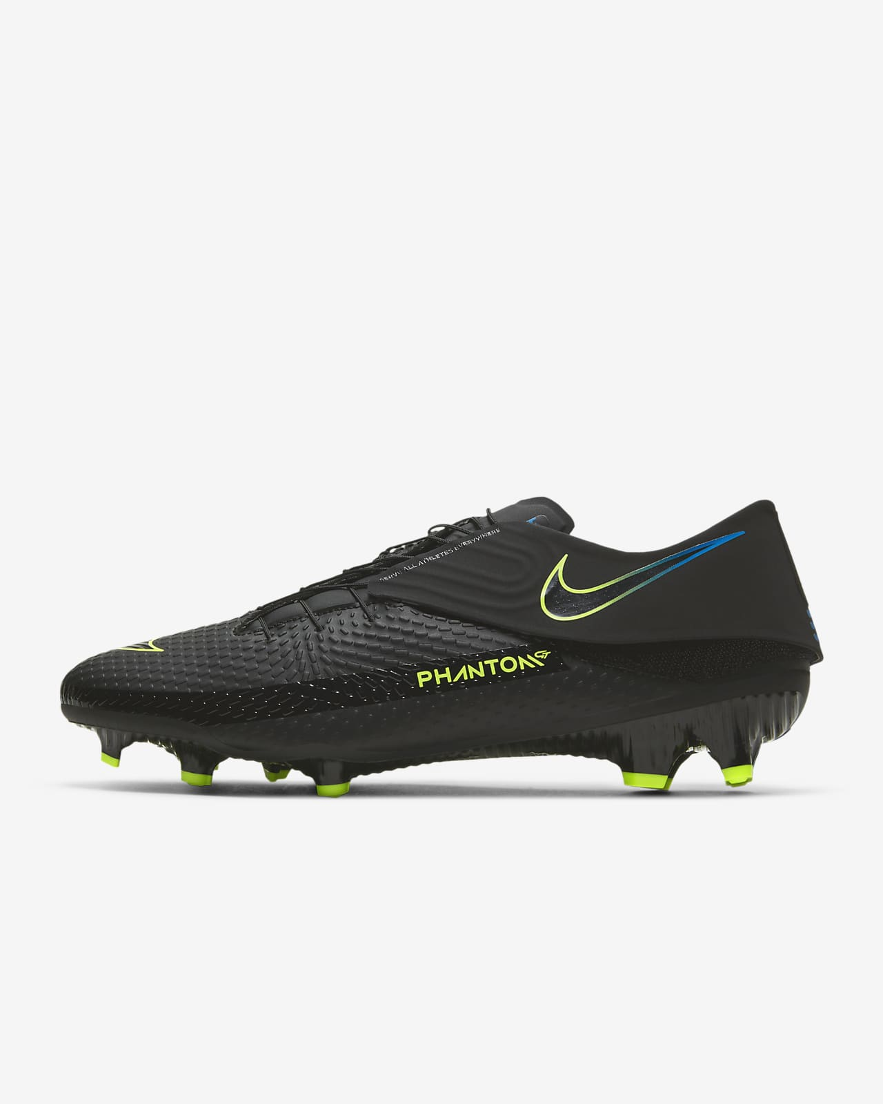 Chaussure de football multi-surfaces à crampons Nike Phantom GT Academy FlyEase MG