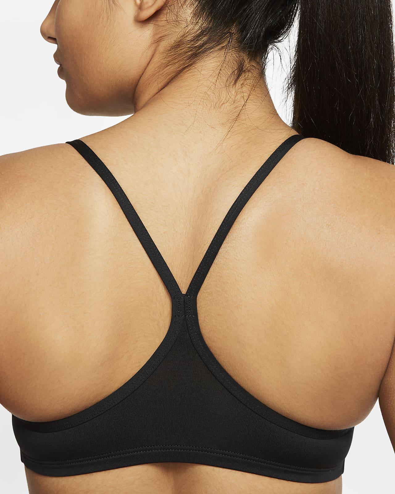 Haut de bikini à dos nageur Nike Essential