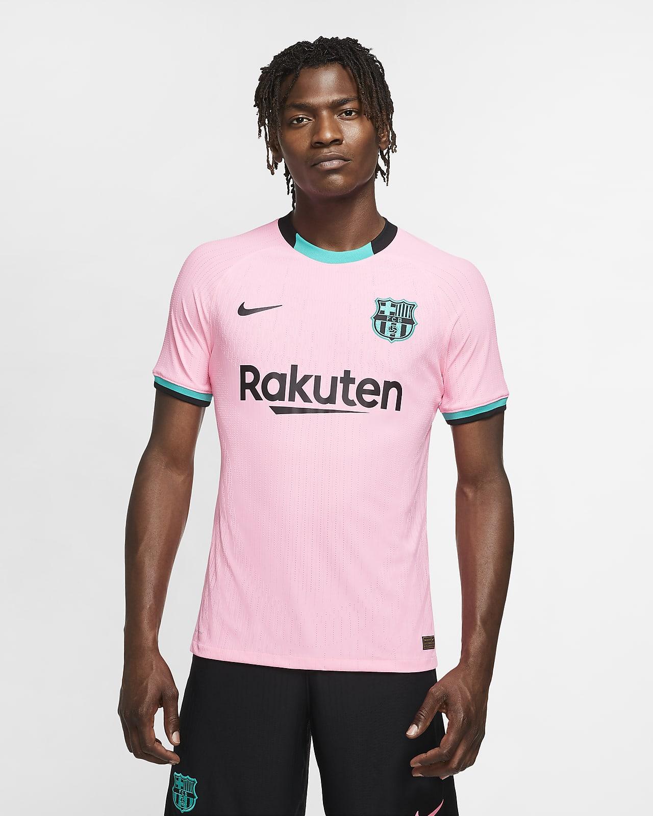 F.C. Barcelona 2020/21 Vapor Match Third Men's Football Shirt