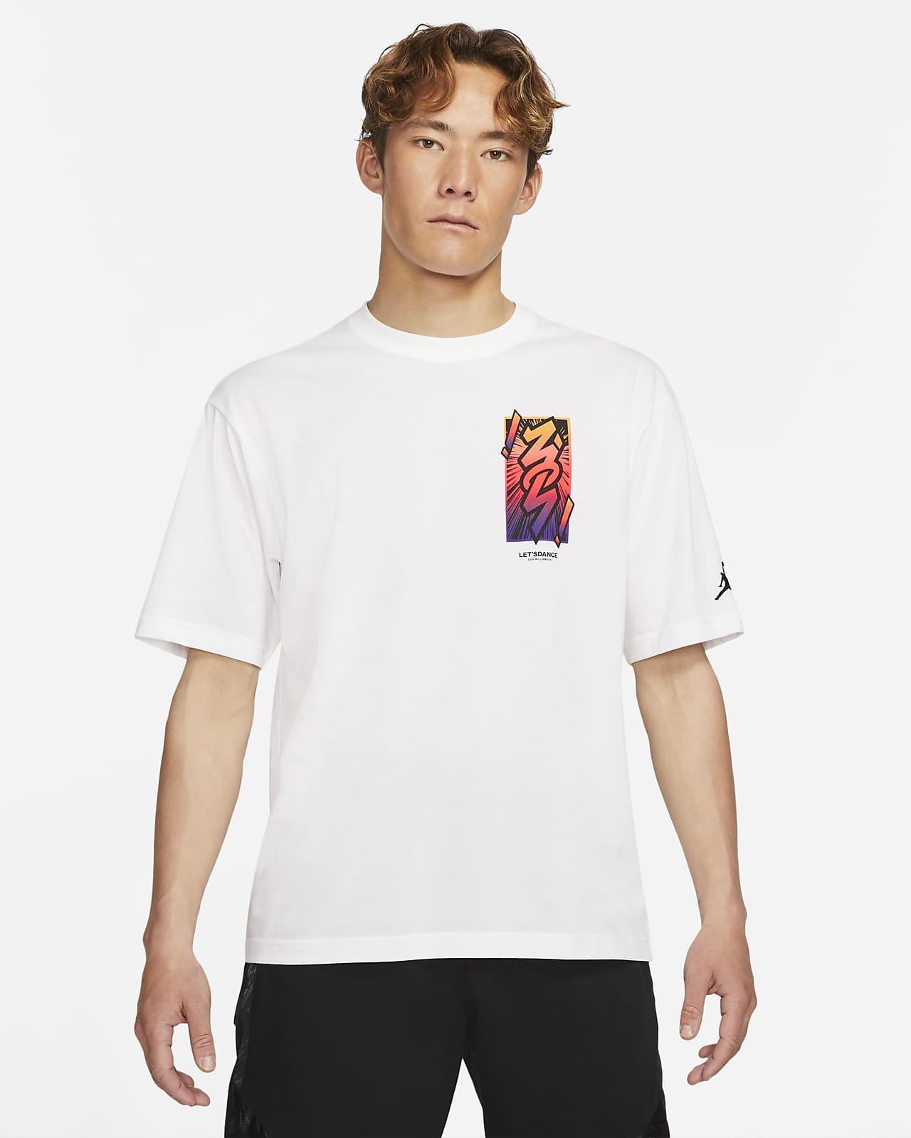 Jordan Dri-FIT Zion 男子短袖T恤