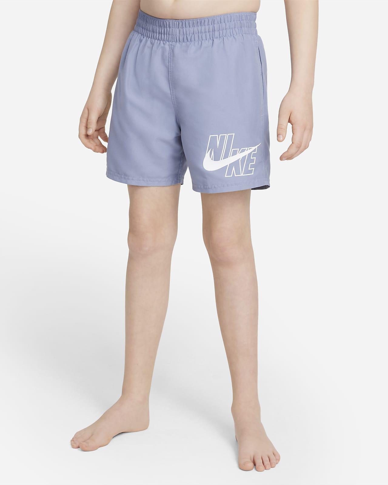Plavecké kraťasy Nike Lap 4 pro větší děti (chlapce)