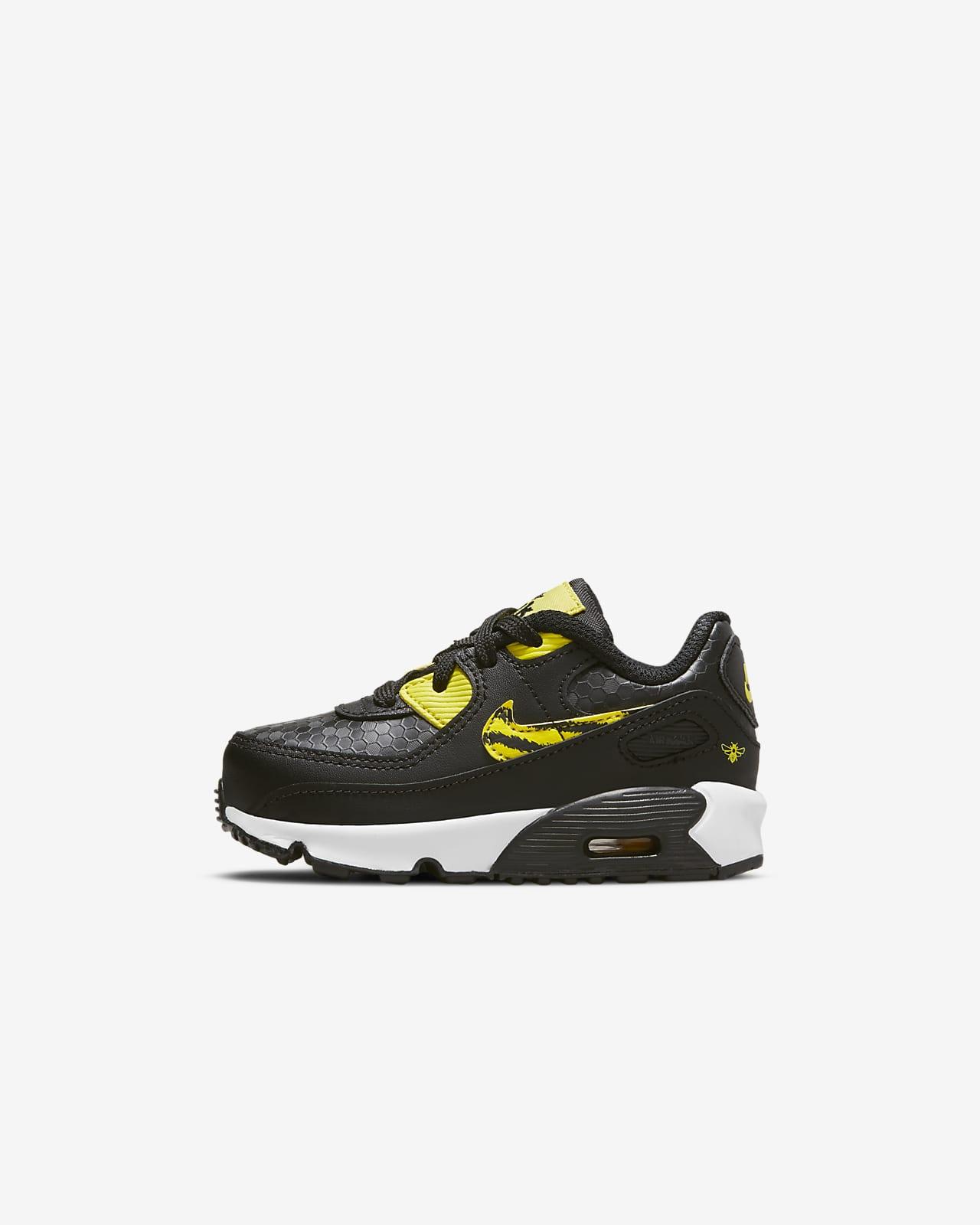 "Nike Air Max 90 SE ""Lil Bugs"" Baby & Toddler Shoe"