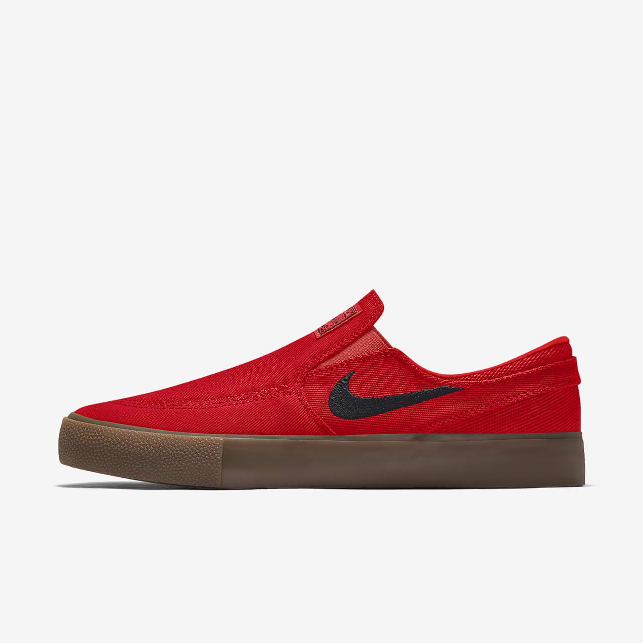 Nike SB Air Zoom Janoski RM By You 男子滑板鞋