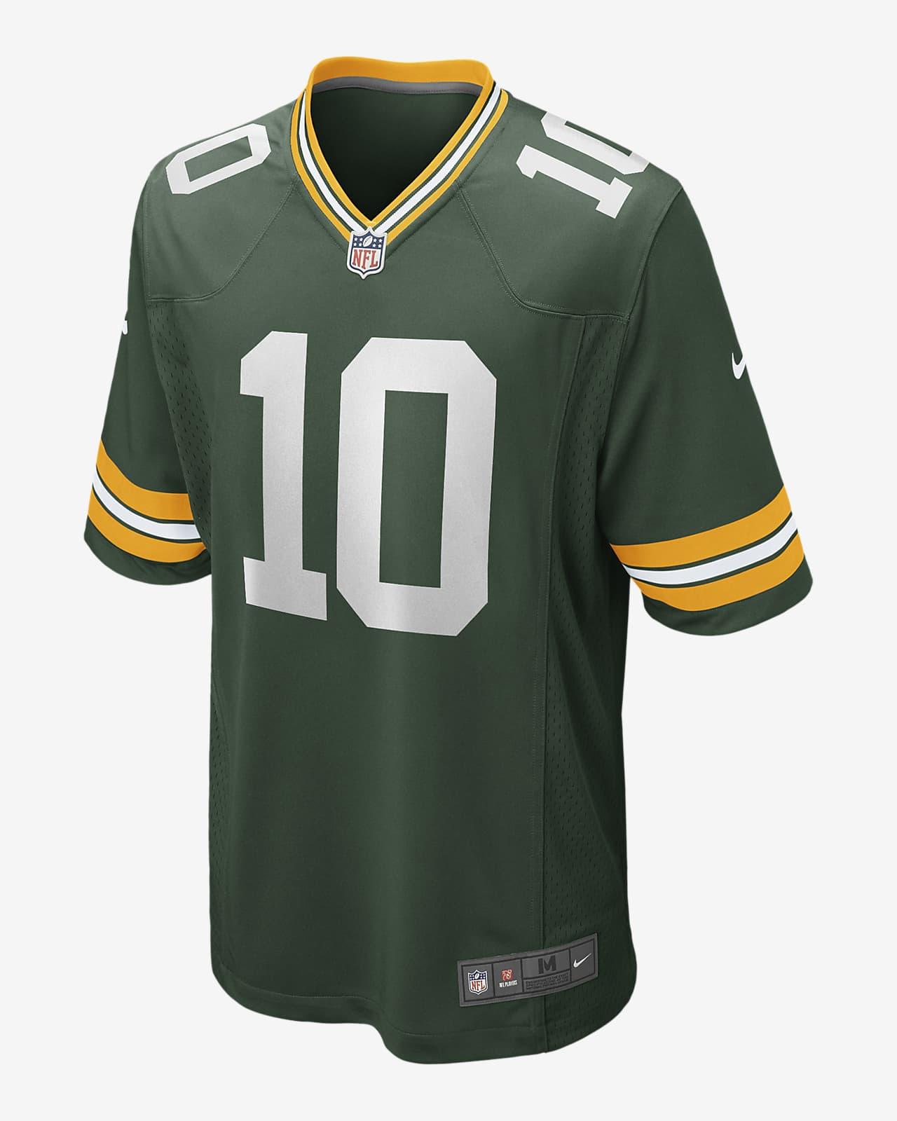 NFL Green Bay Packers (Jordan Love) Men's Game Jersey