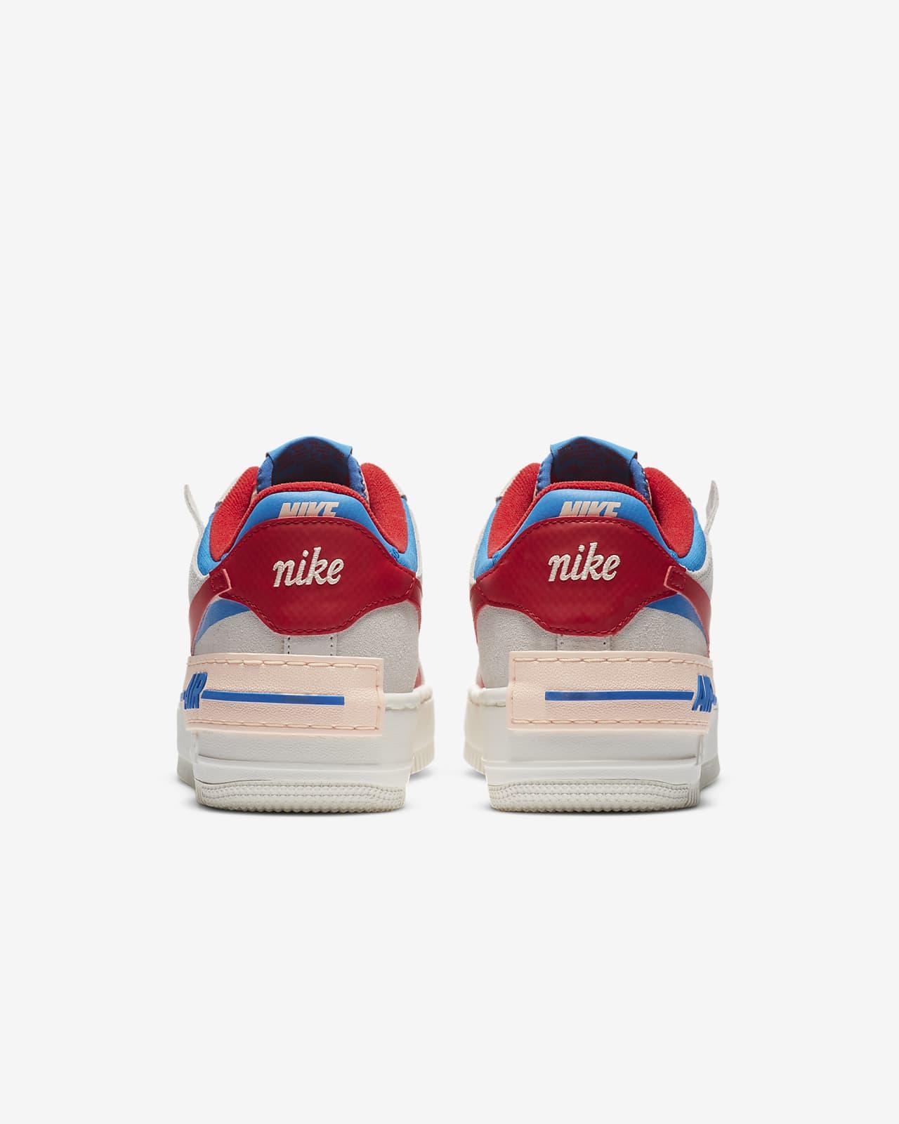 Calzado Para Mujer Nike Air Force 1 Shadow Nike Com Nike air force 1 shadow, zapatillas deportivas mujer, photon dust royal pulse barely volt, 38 eu. calzado para mujer nike air force 1 shadow
