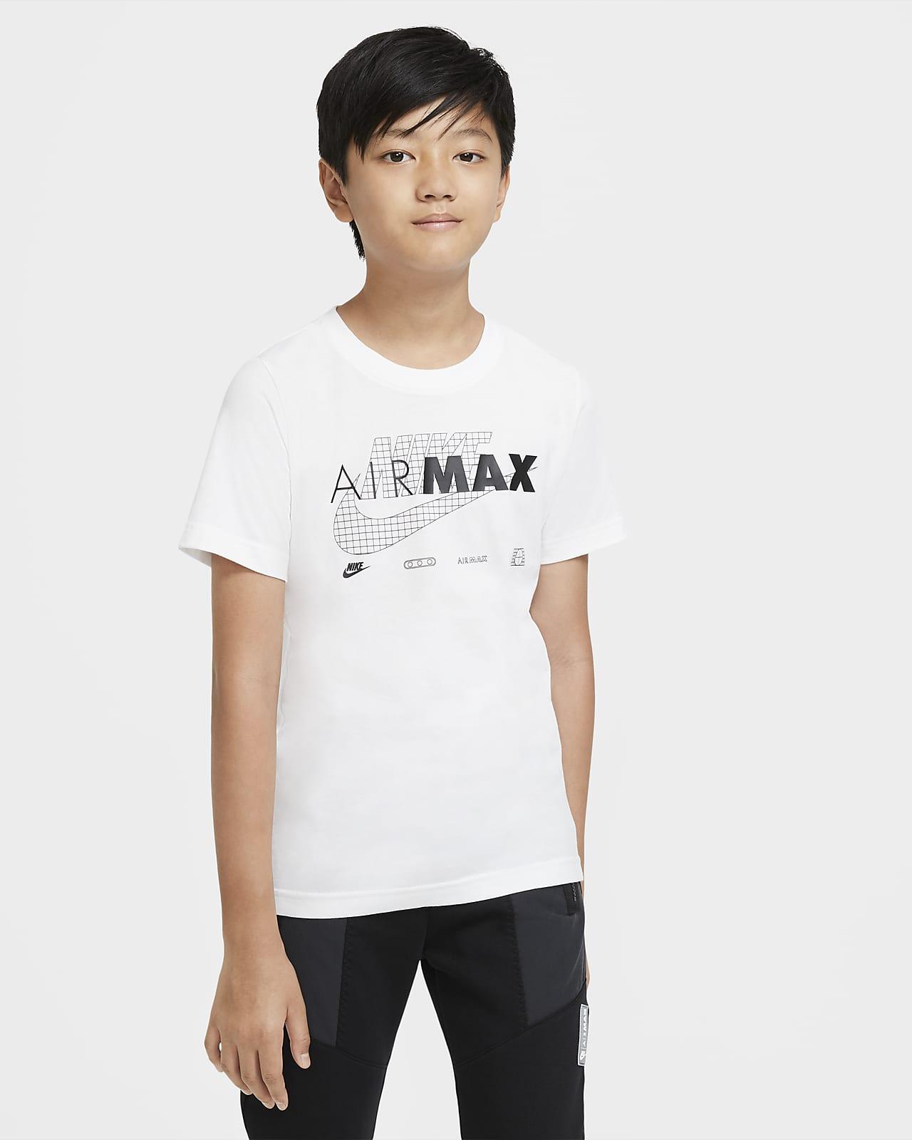 Tričko Nike Sportswear Air Max pro větší děti (chlapce)