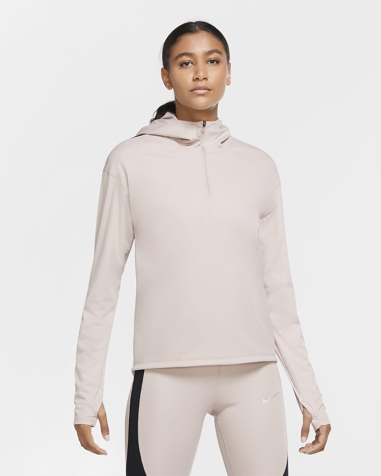 Haut de running Nike Shield Run Division pour Femme
