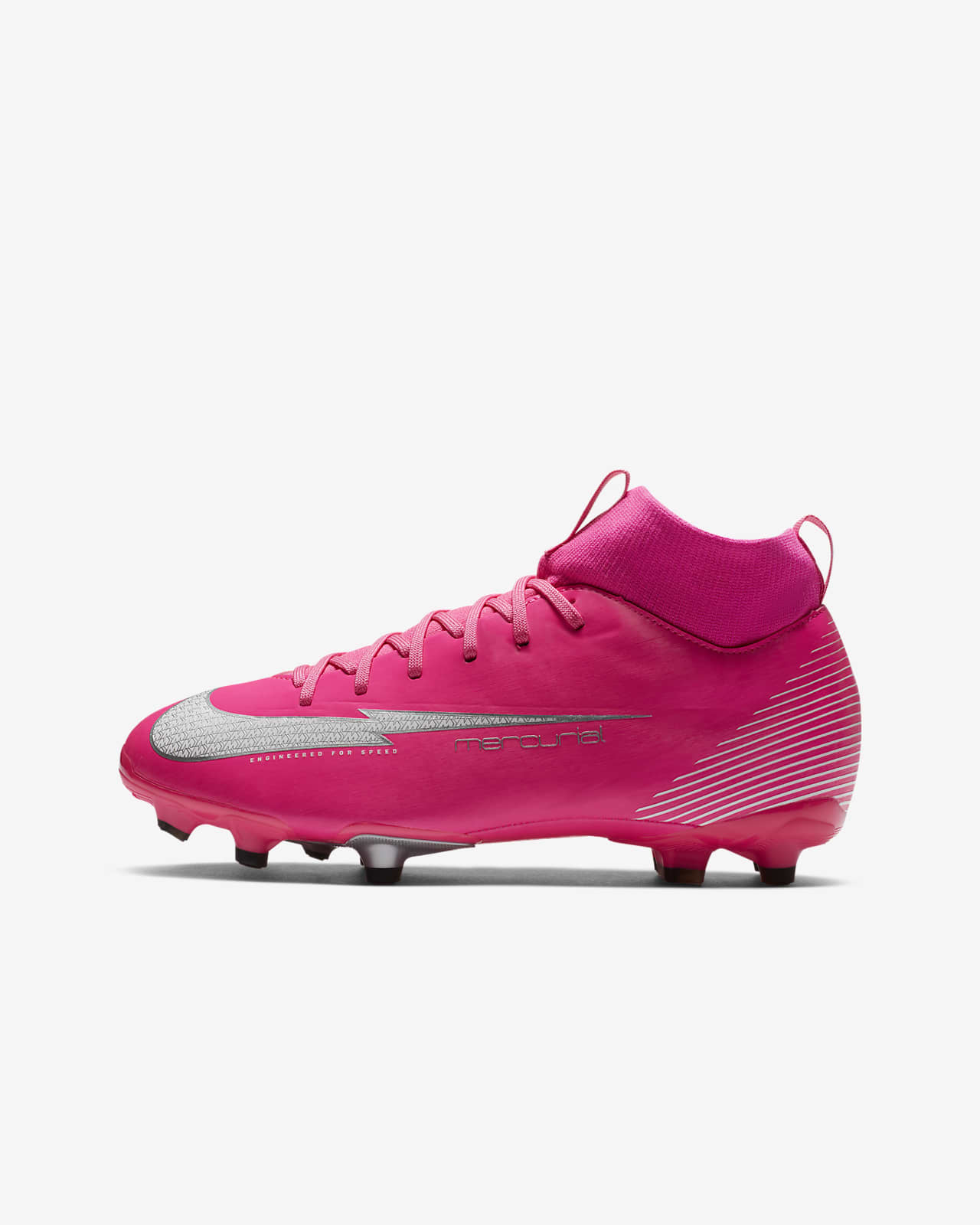 Nike Jr Mercurial Superfly 7 Academy MG Younger and Older Kids' Multi-Ground Football Boot
