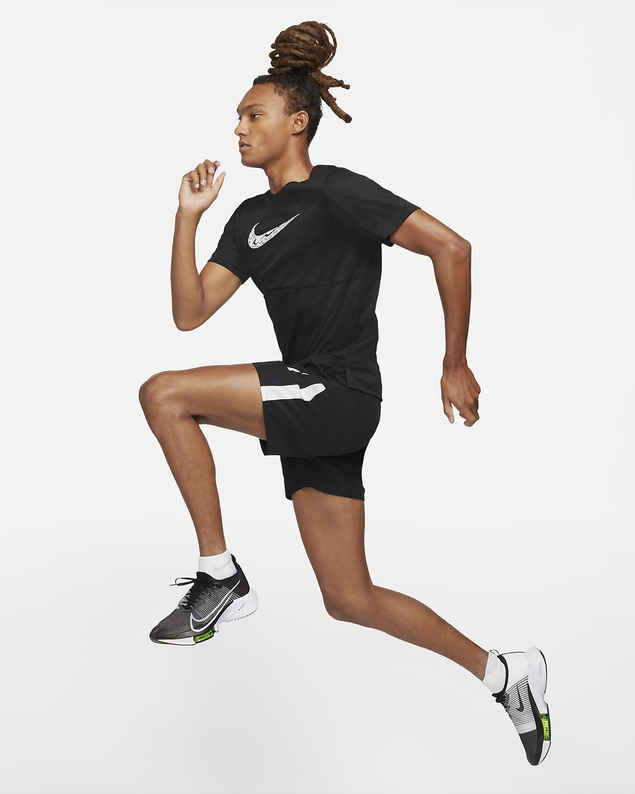 Nike Run Wild Run Men's Brief-Lined Running Shorts. Nike ID