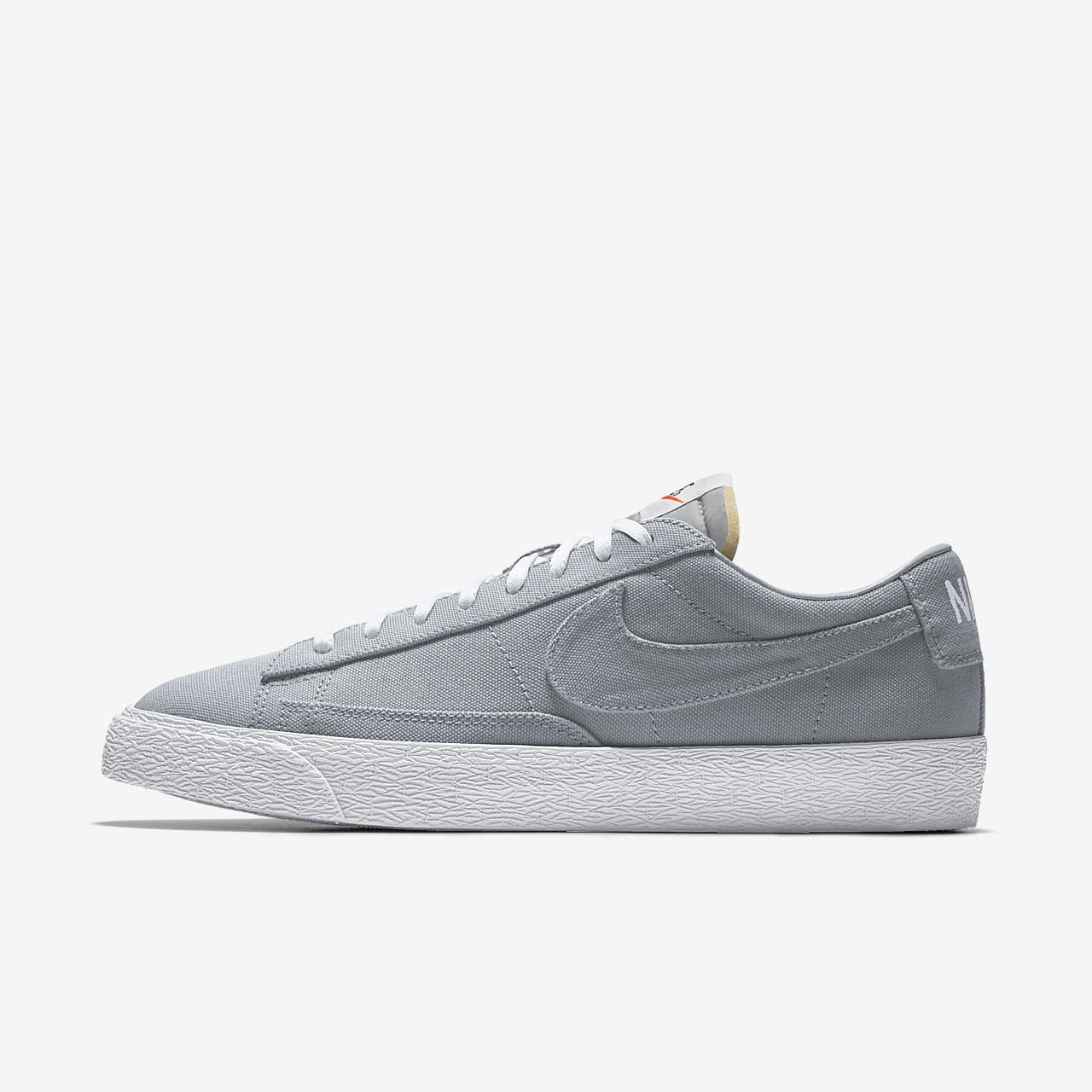 Nike Blazer Low By You Custom 男子运动鞋