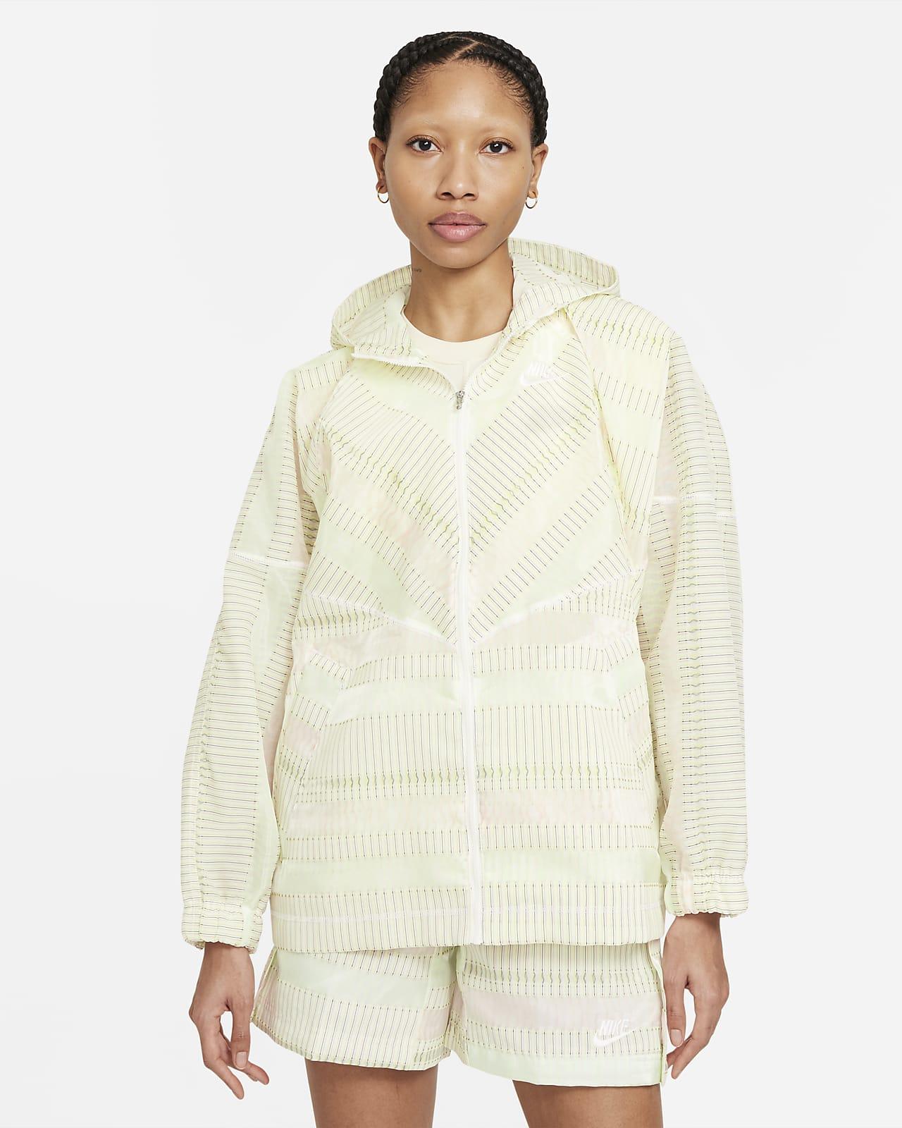 Felpa con zip Nike Sportswear Windrunner - Donna
