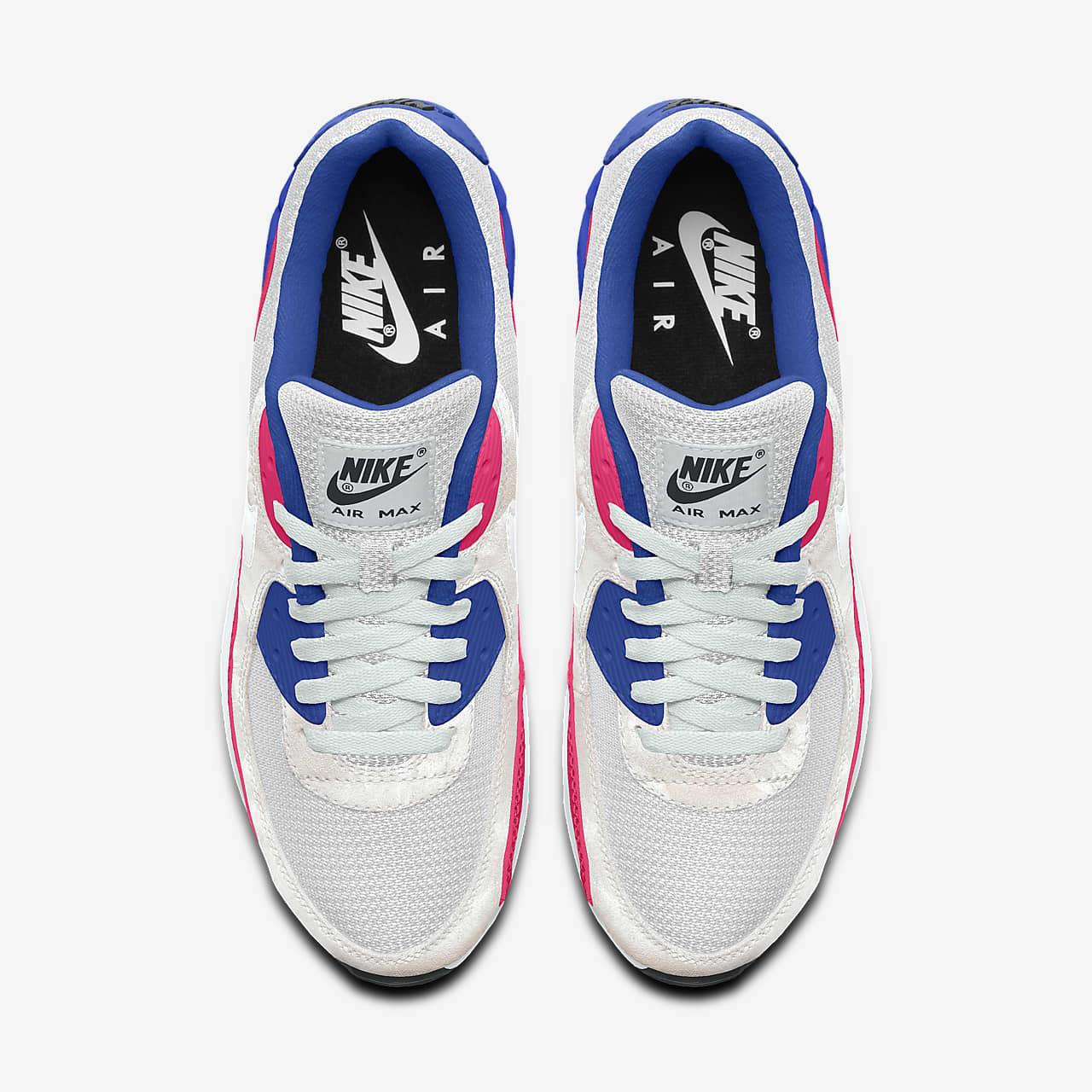 Nike Air Max 90 Unlocked By You Custom