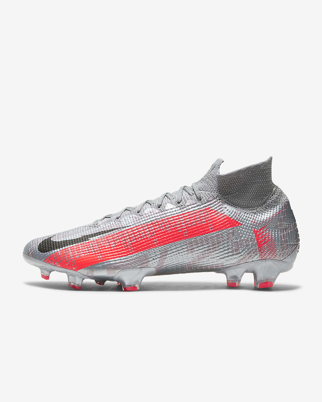 Nike Mercurial Superfly 7 Elite FG 天然偏硬草地英式足球釘鞋