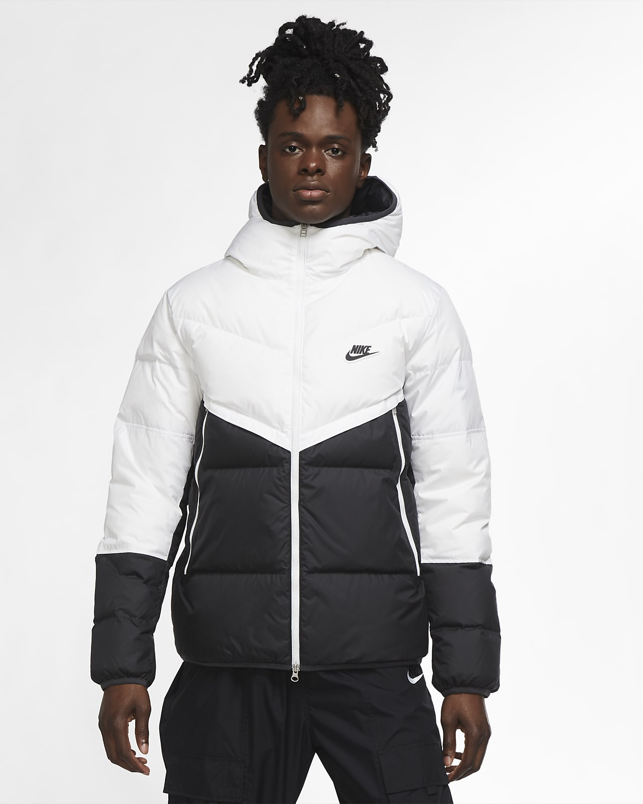 Kurtka męska Nike Sportswear Down-Fill Windrunner