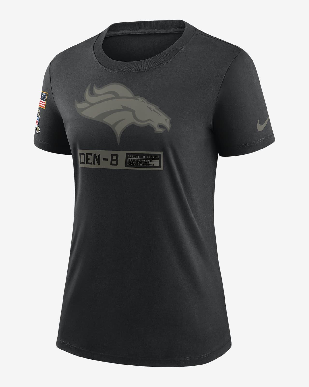 Nike Legend Salute to Service (NFL Broncos) Women's T-Shirt