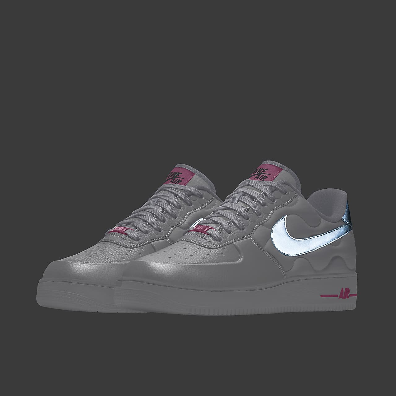 Nike Air Force 1 Low 3M™ By You Custom