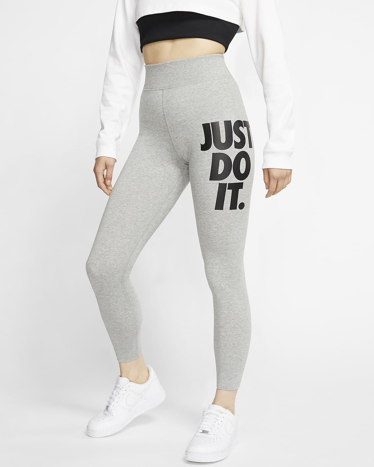 Nike Sportswear Leg-A-See JDI 7/8-legging voor dames