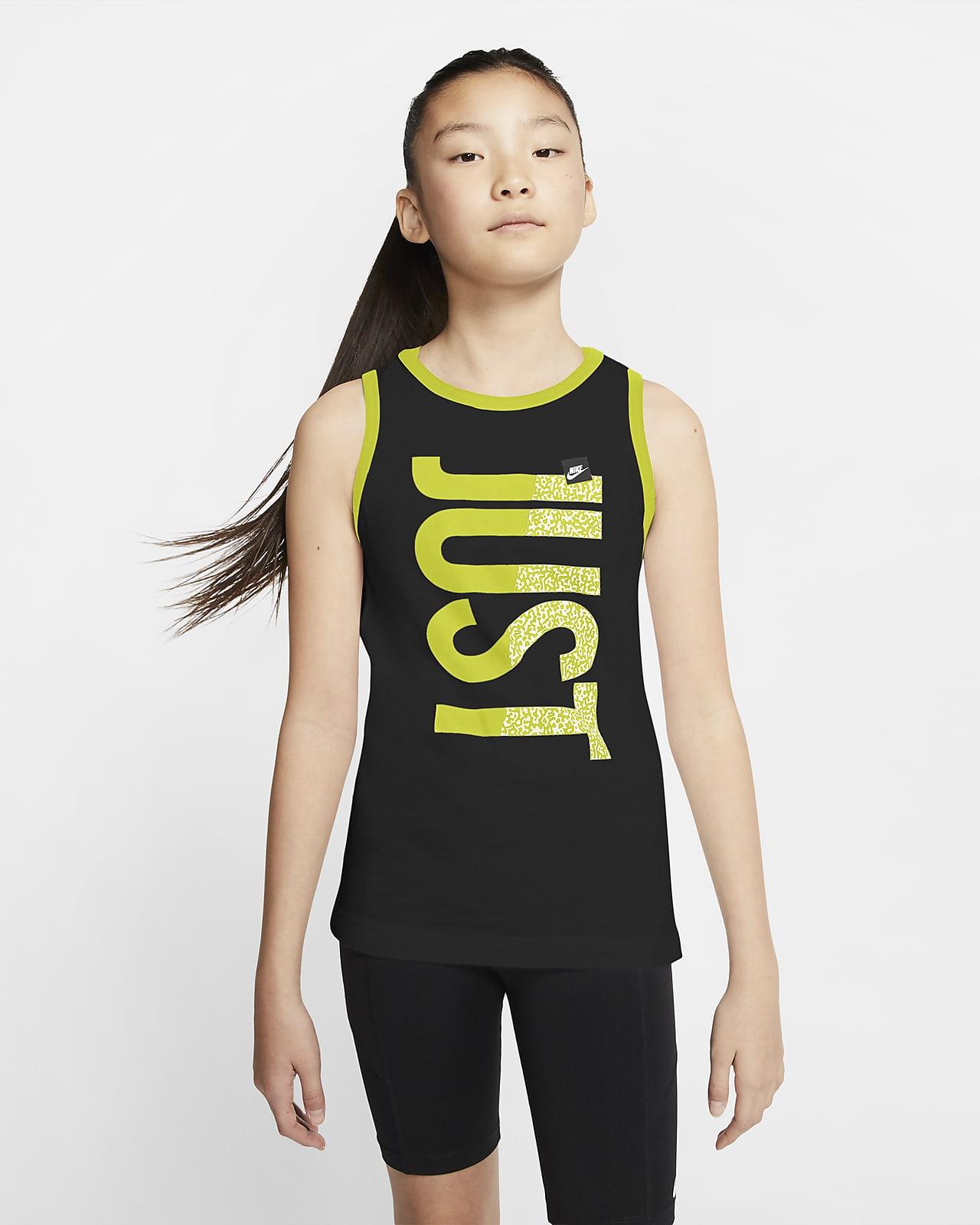 Nike Sportswear Older Kids' Tank