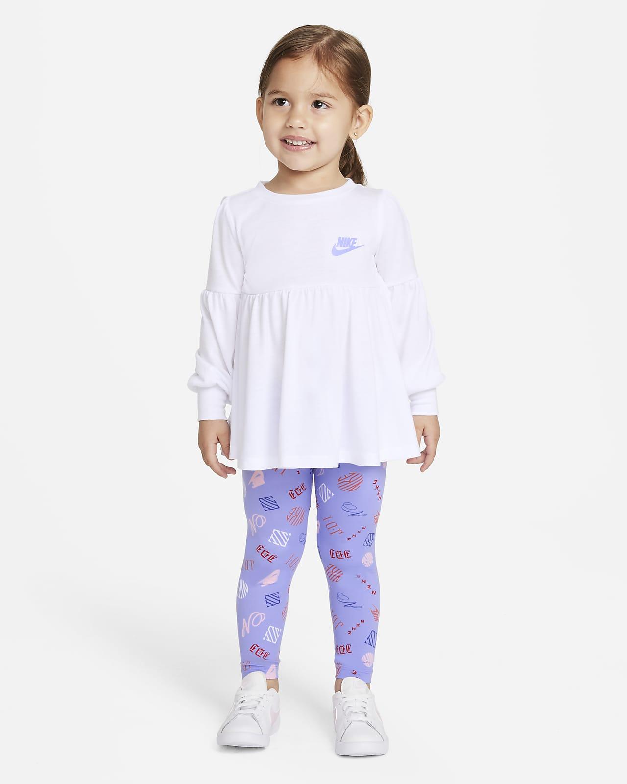 Nike Toddler Top and Leggings Set