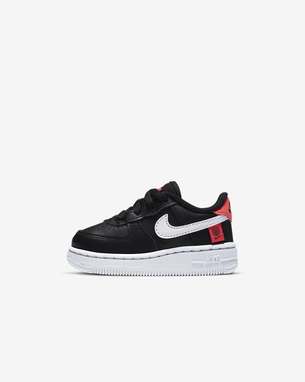 Nike Force 1 WW Baby/Toddler Shoe. Nike LU