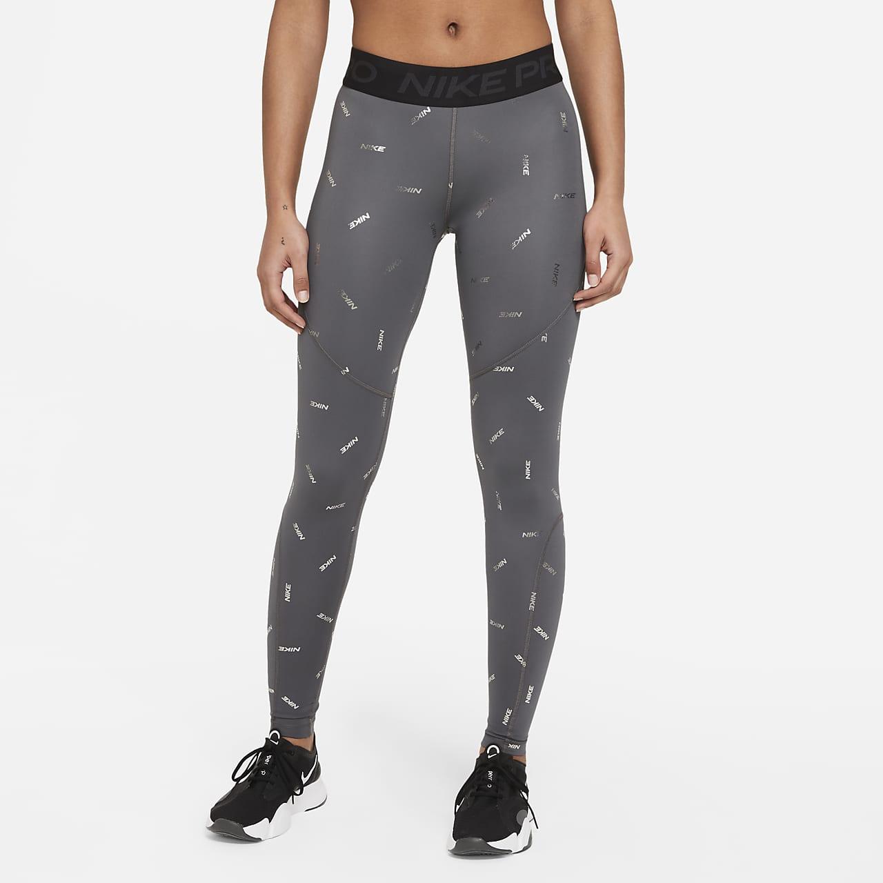 Nike Pro Women's Printed Tights. Nike.com