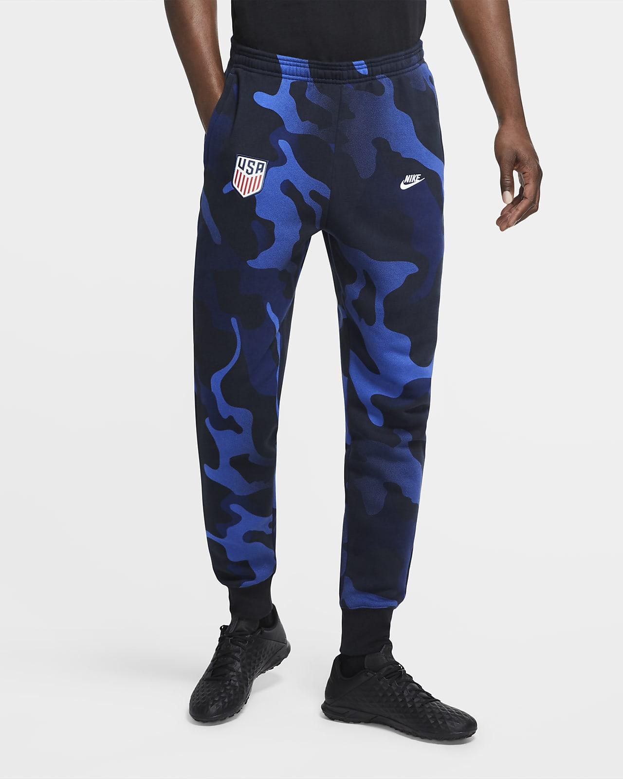 Pantalones De Futbol De Tejido Fleece Para Hombre U S Nike Com