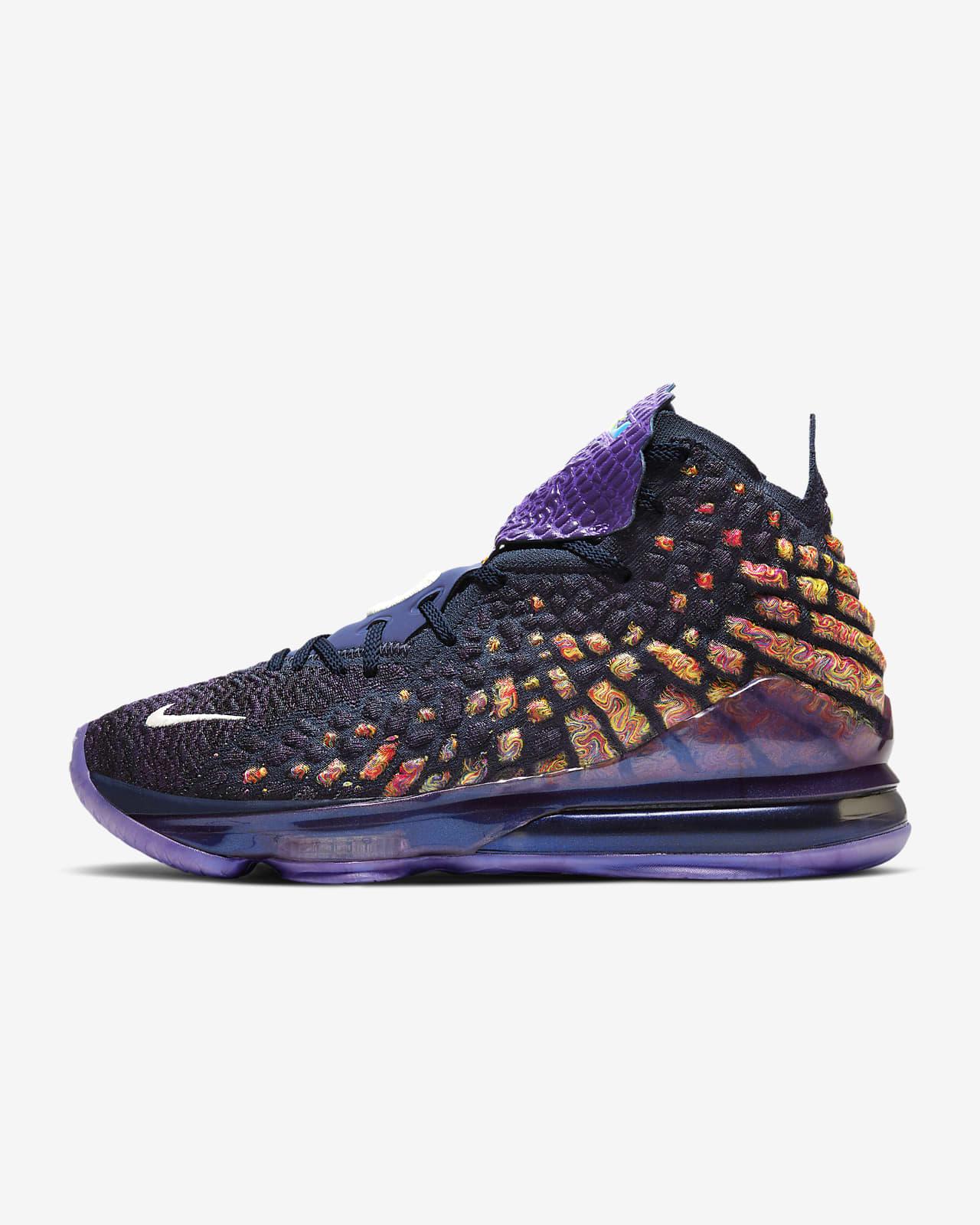 LeBron 17 Monstars Basketball Shoe
