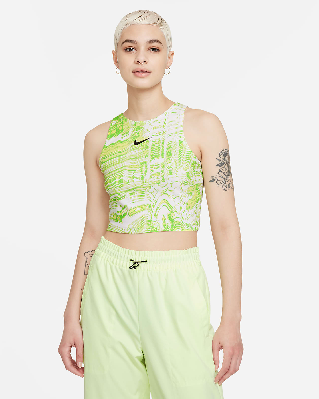 Camiseta de tirantes de baile para mujer Nike Sportswear