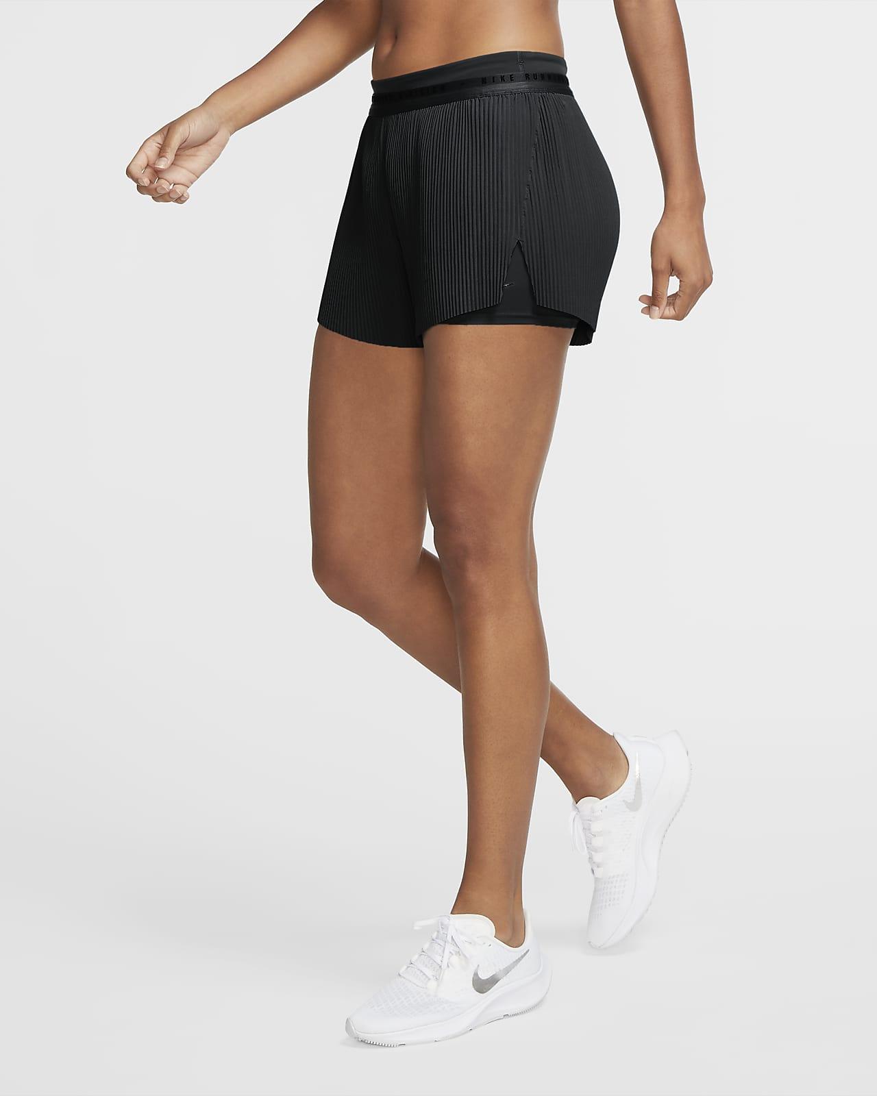 Descarga Tendero Engreído  Nike Run Division Women's 3-In-1 Running Shorts. Nike SA