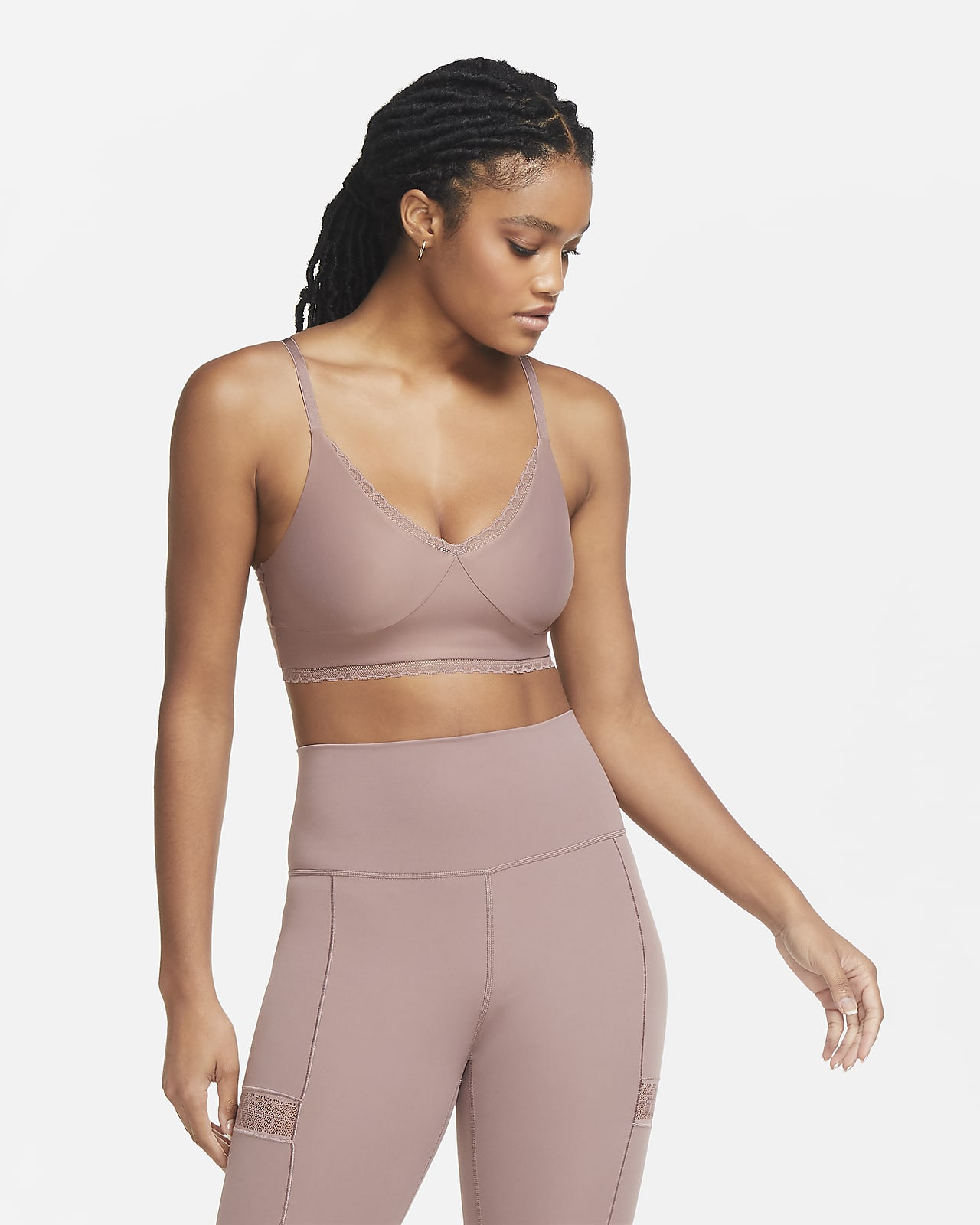 Nike Indy Luxe Women's Light-Support Sports Bra
