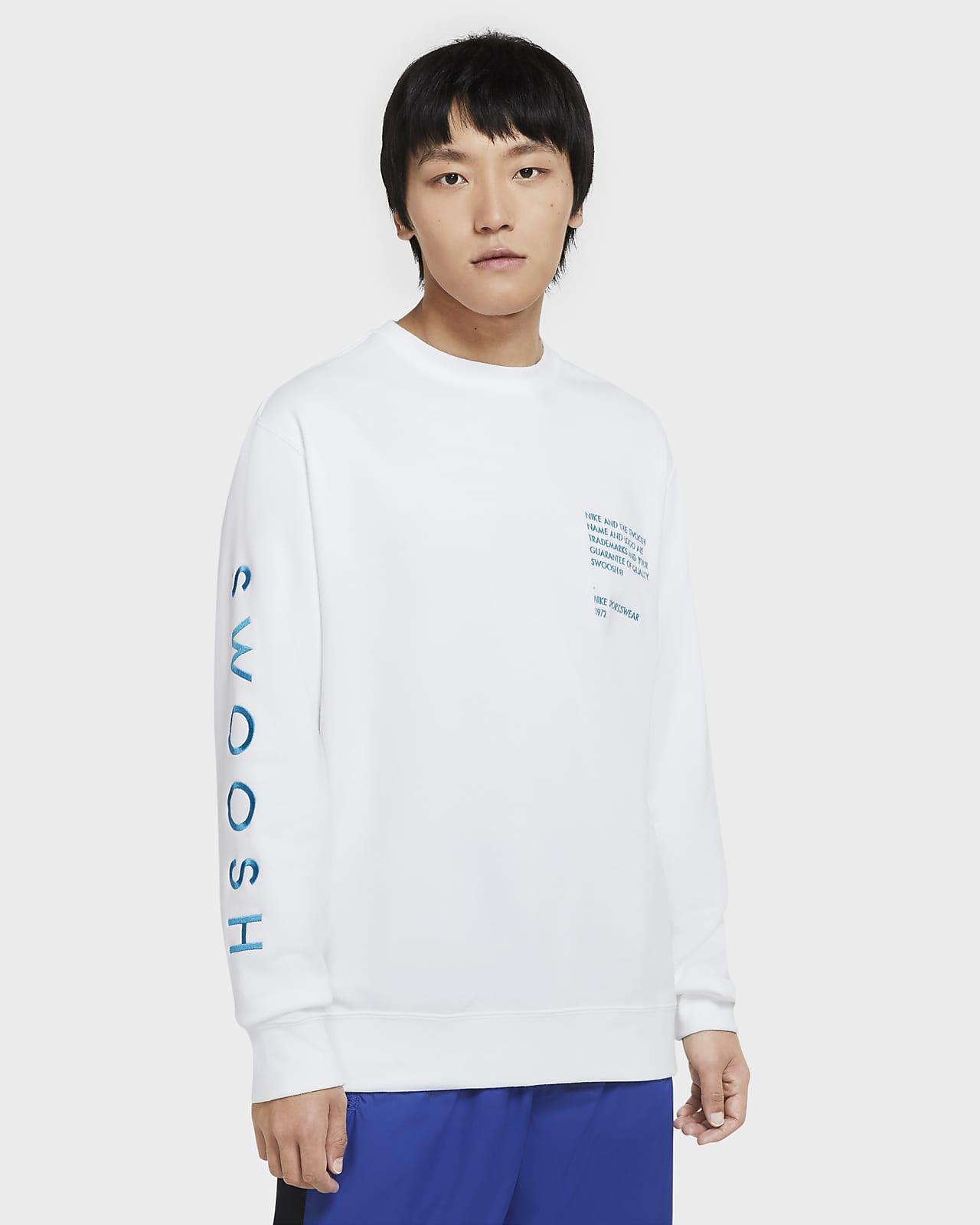 Camisola Nike Sportswear Swoosh para homem