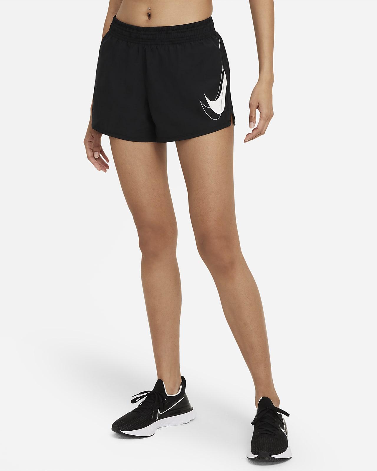 Short de running Nike Dri-FIT Swoosh Run pour Femme